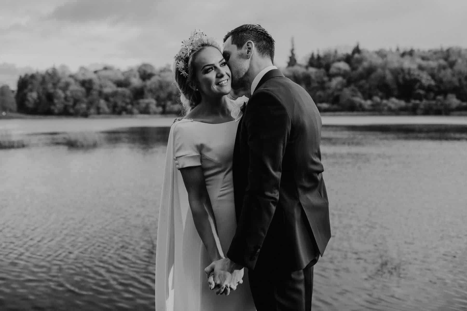 Edel and Colm - Castle Leslie Ireland