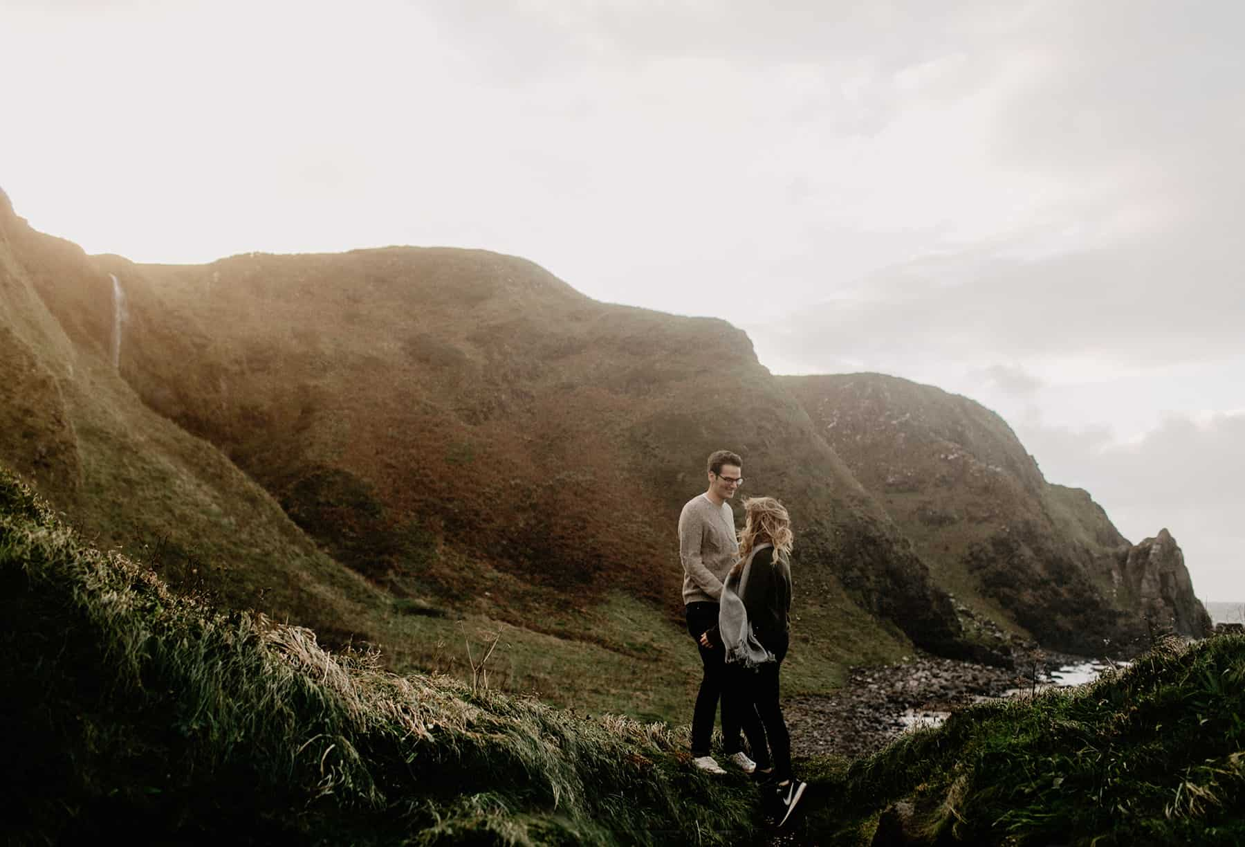 Maria and Daniel - Northern Ireland Photographer