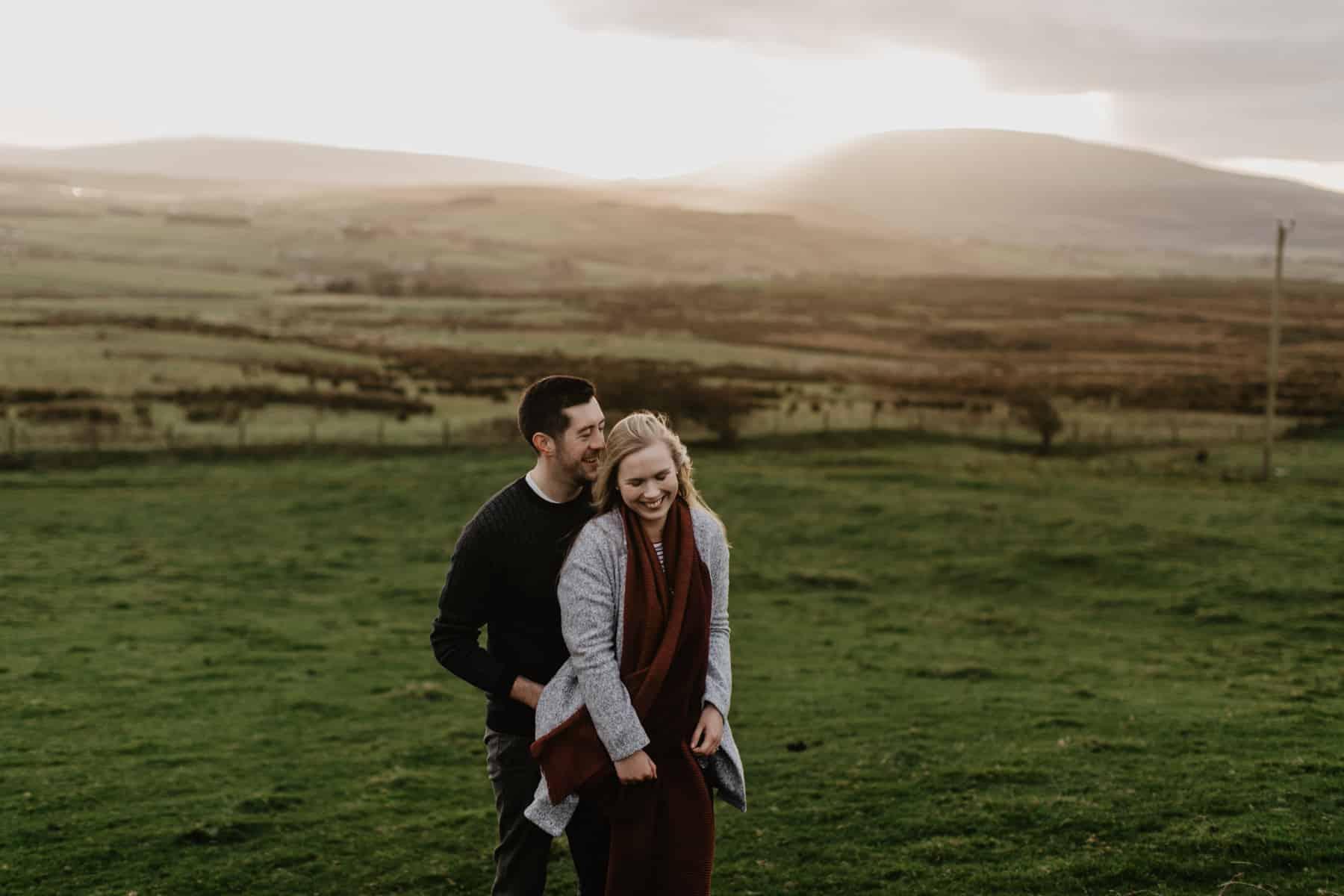 Dotty and Seamus - Ballycastle, Ireland