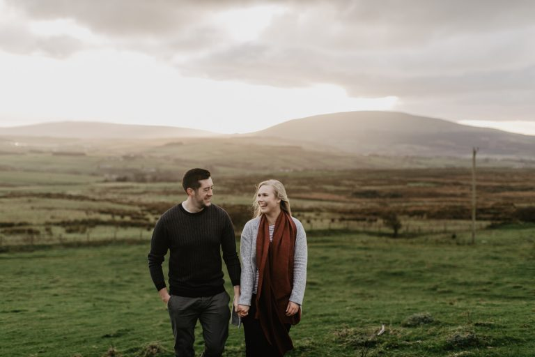 Dotty and Seamus – Ballycastle, Ireland