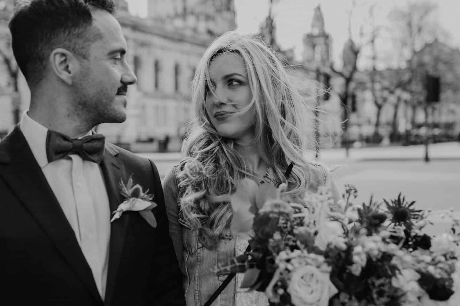 city hall belfast wedding