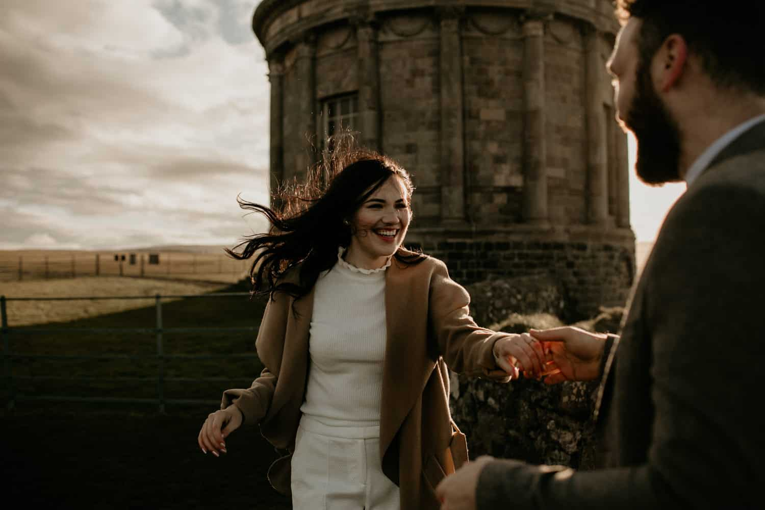 Gemma and Emmett - Downhill Demesne