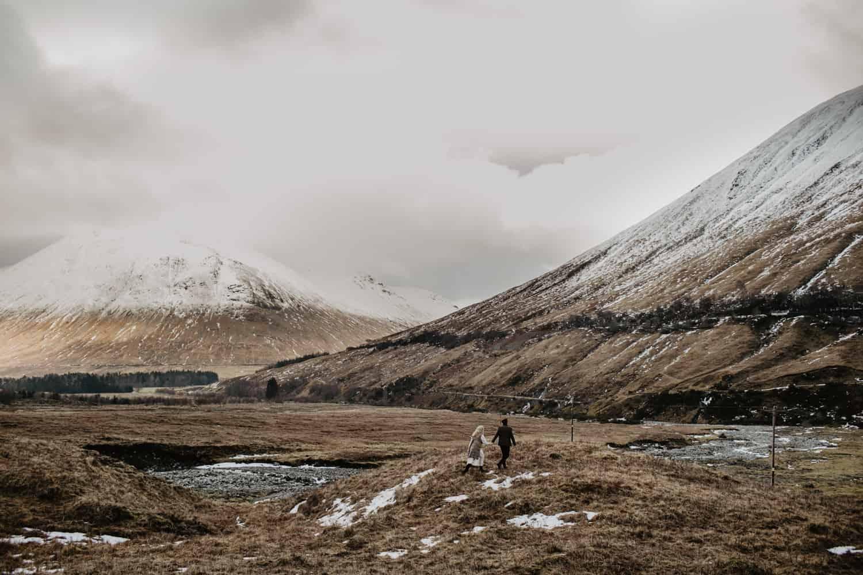 Glencoe adventure session