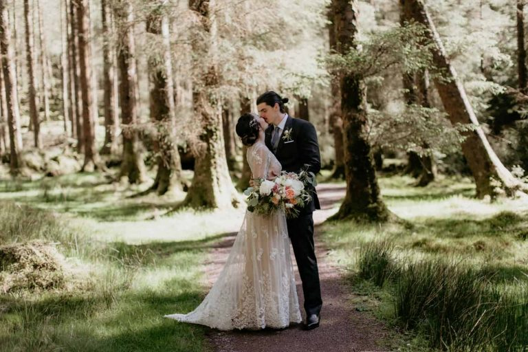 Jing and Robert – Gougane Barra Elopement