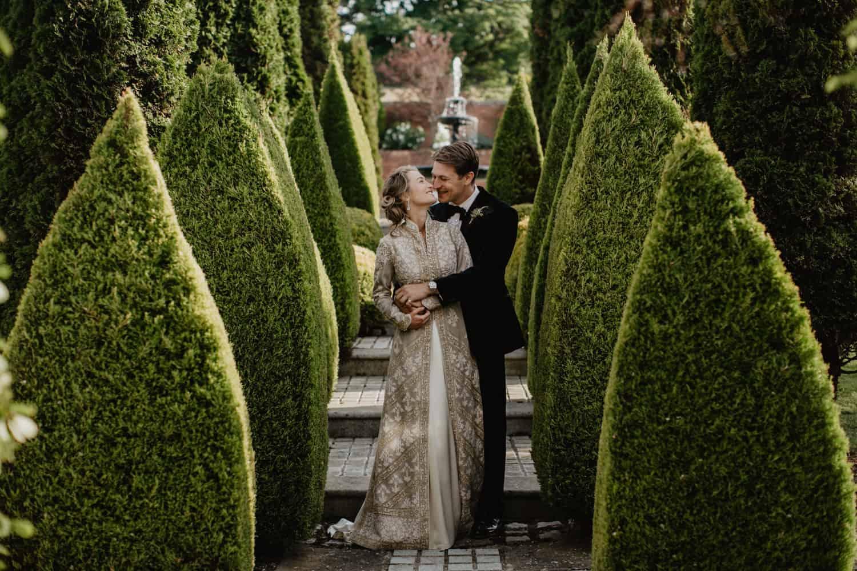 Garden wedding Dublin