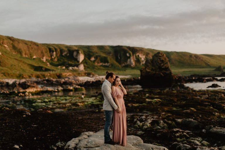 Leighanne and Jeremy – Northern Ireland Adventure Session