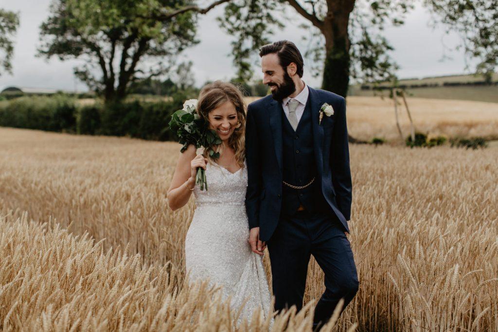 outdoor wedding ireland