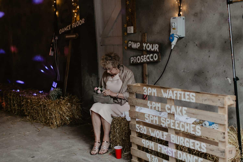 Irish barn wedding photographer