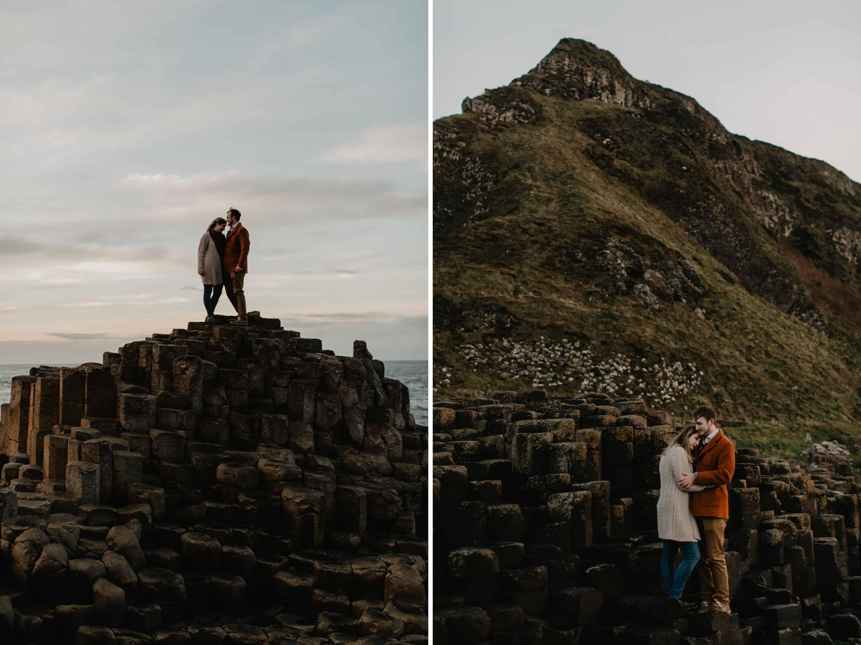 giants causeway elopement