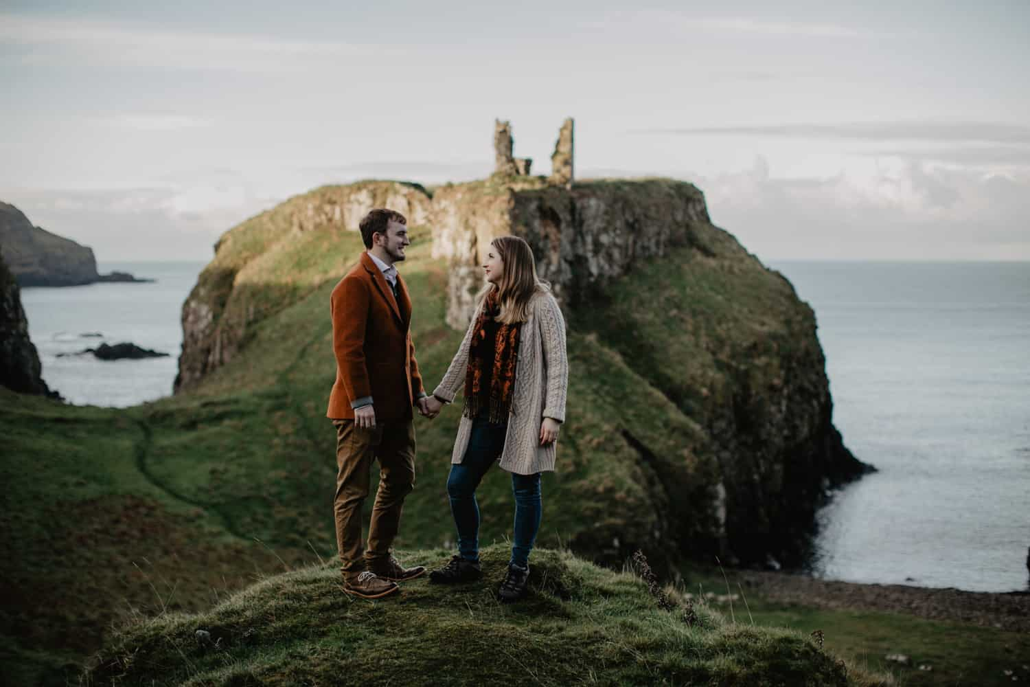 Courtney and Alex - Giants Causeway