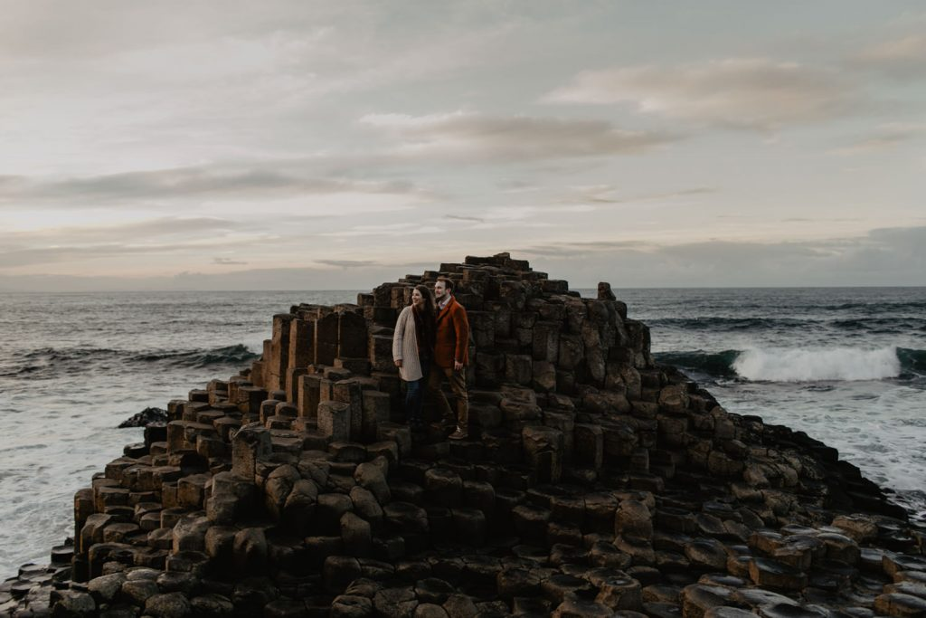 adventure session giants causeway