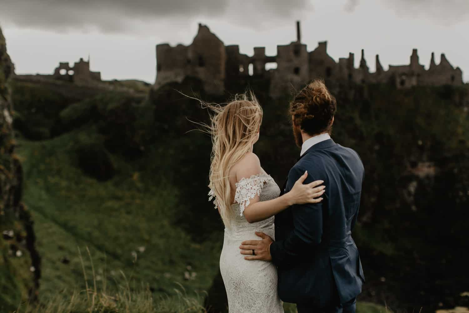 Mimi and Sean - Dunluce Elopement