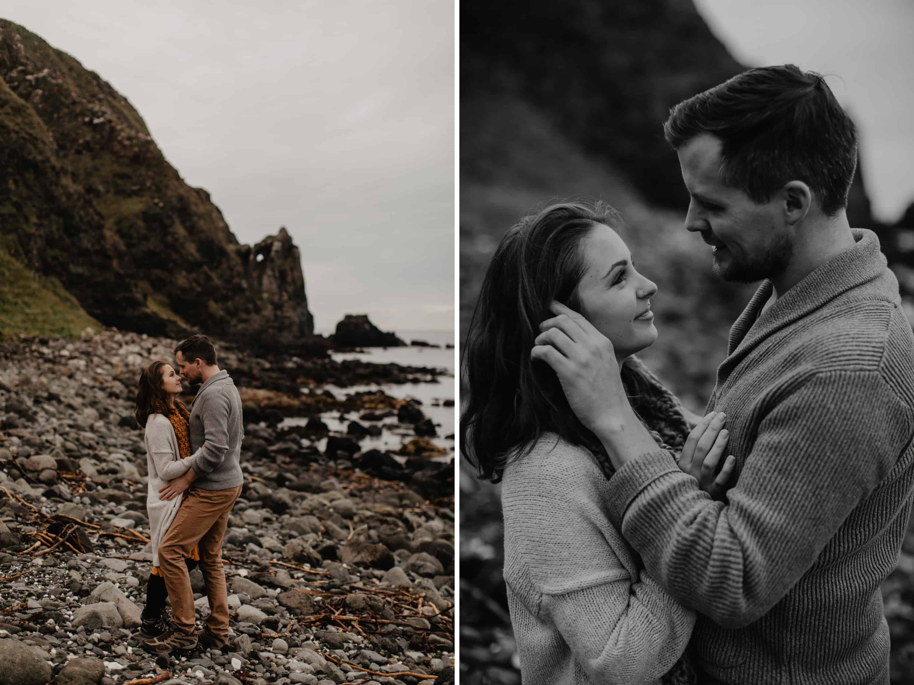Michele and Dominik - Adventure session // Northern Ireland