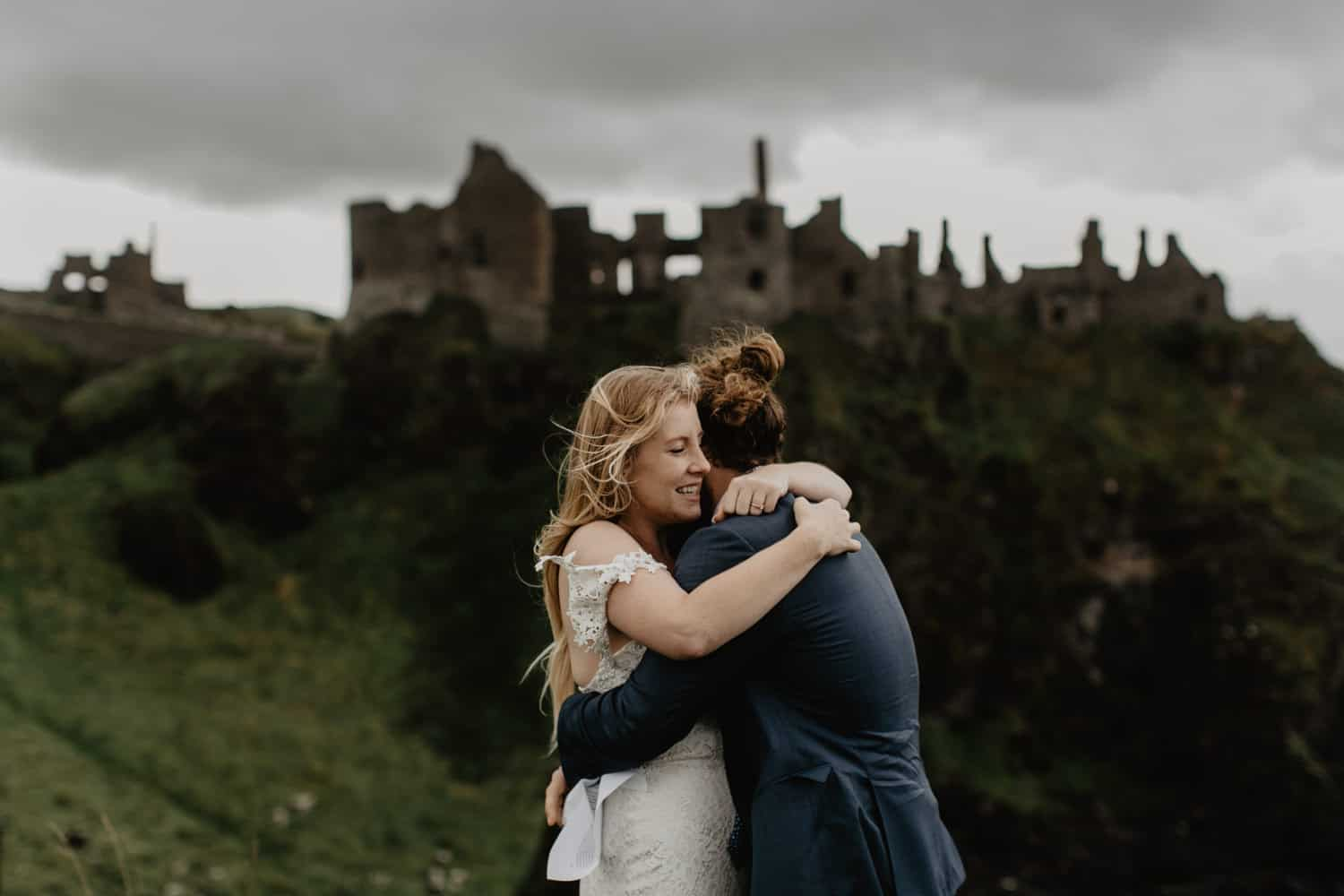 adventurous photographer Northern Ireland Dunluce Castle