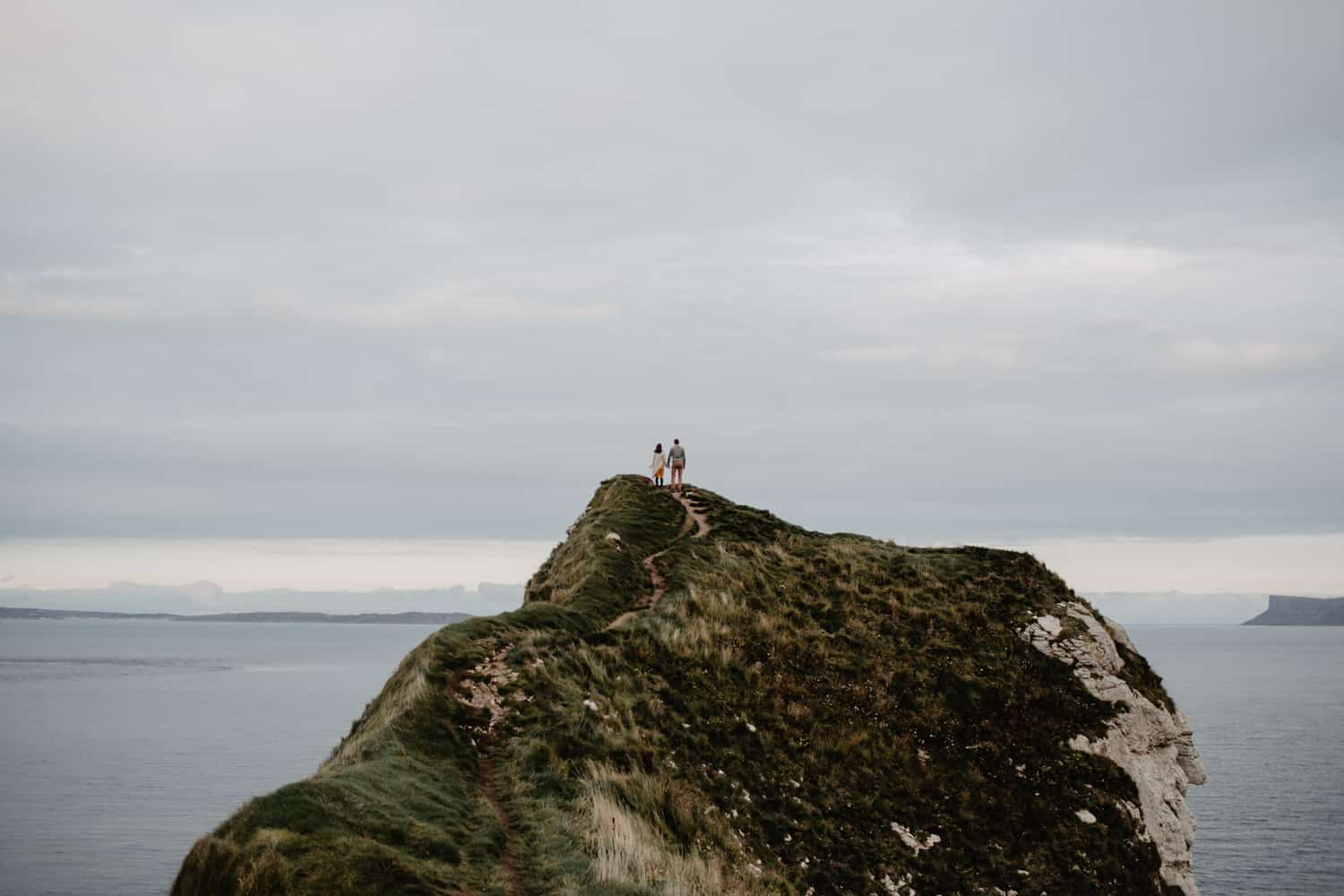 giants causeway elopement photographer Northern Ireland