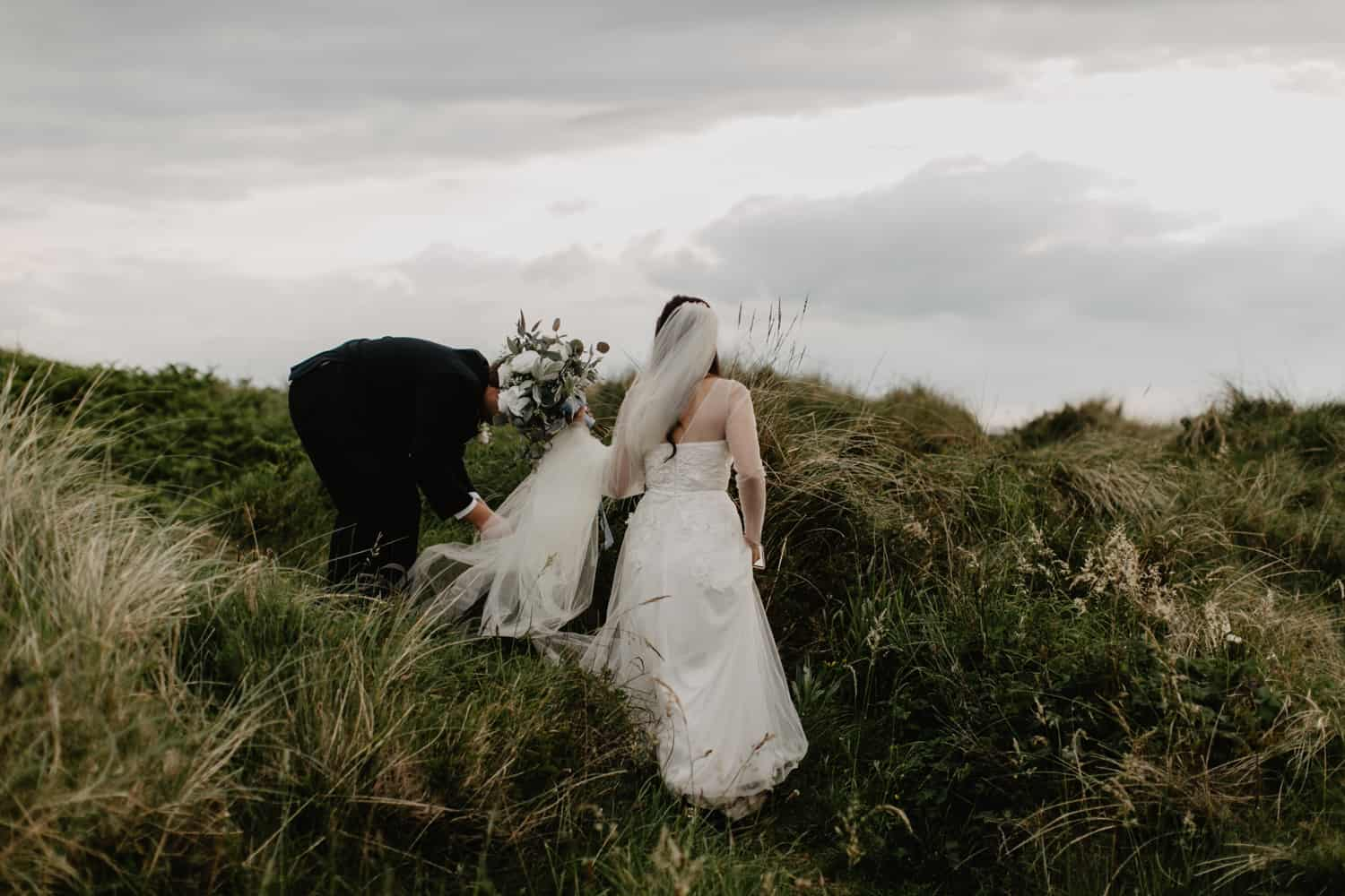 Northern Ireland Elopement Photographer