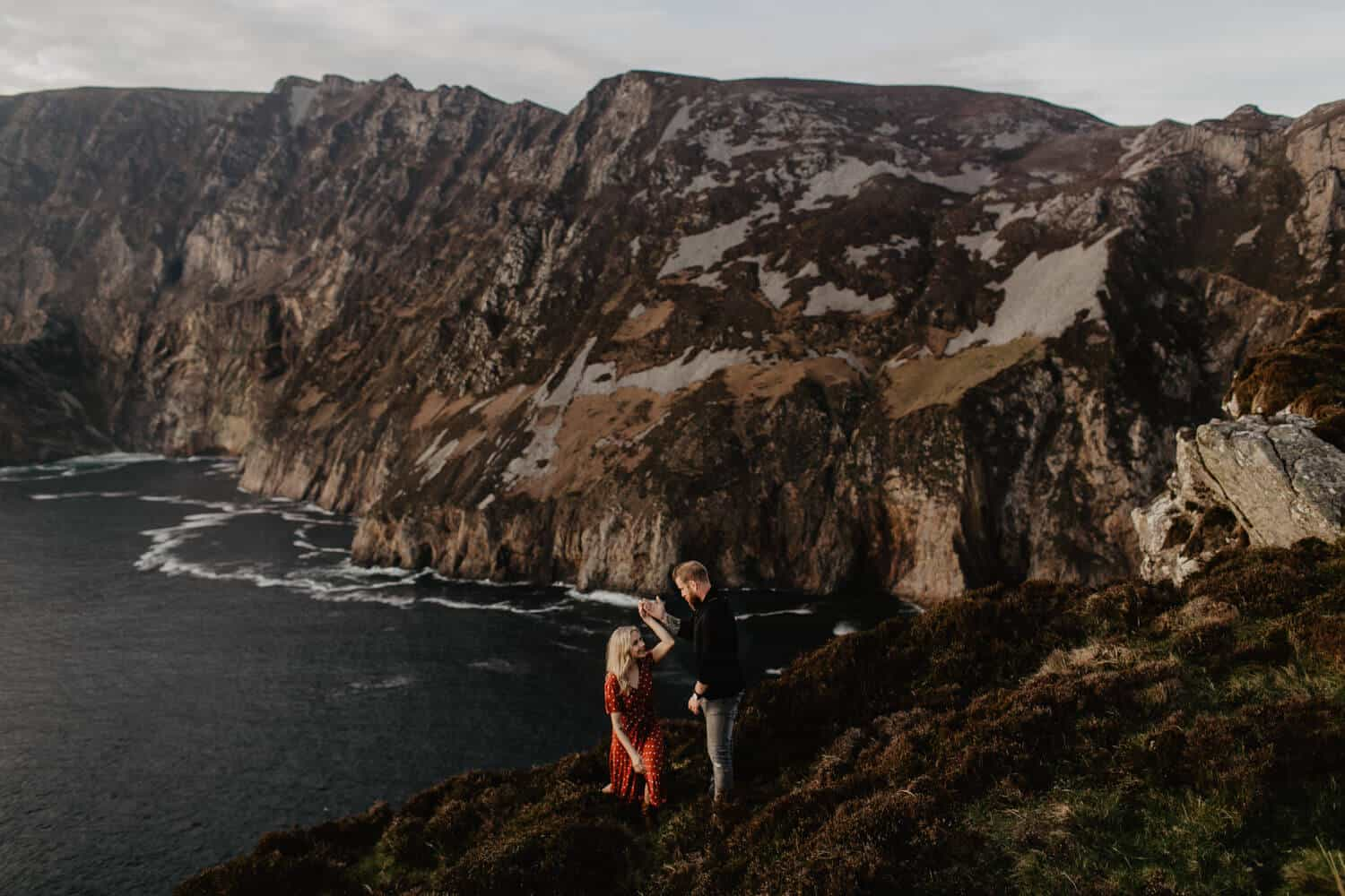 Slieve League Adventure session