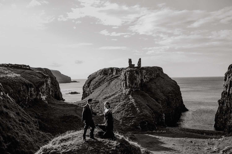 Adventure session Northern Ireland