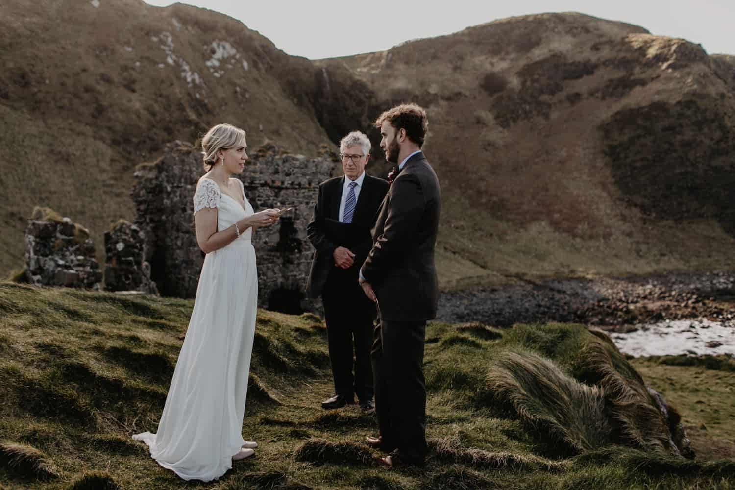 Top outdoor elopement ideas -  Ireland
