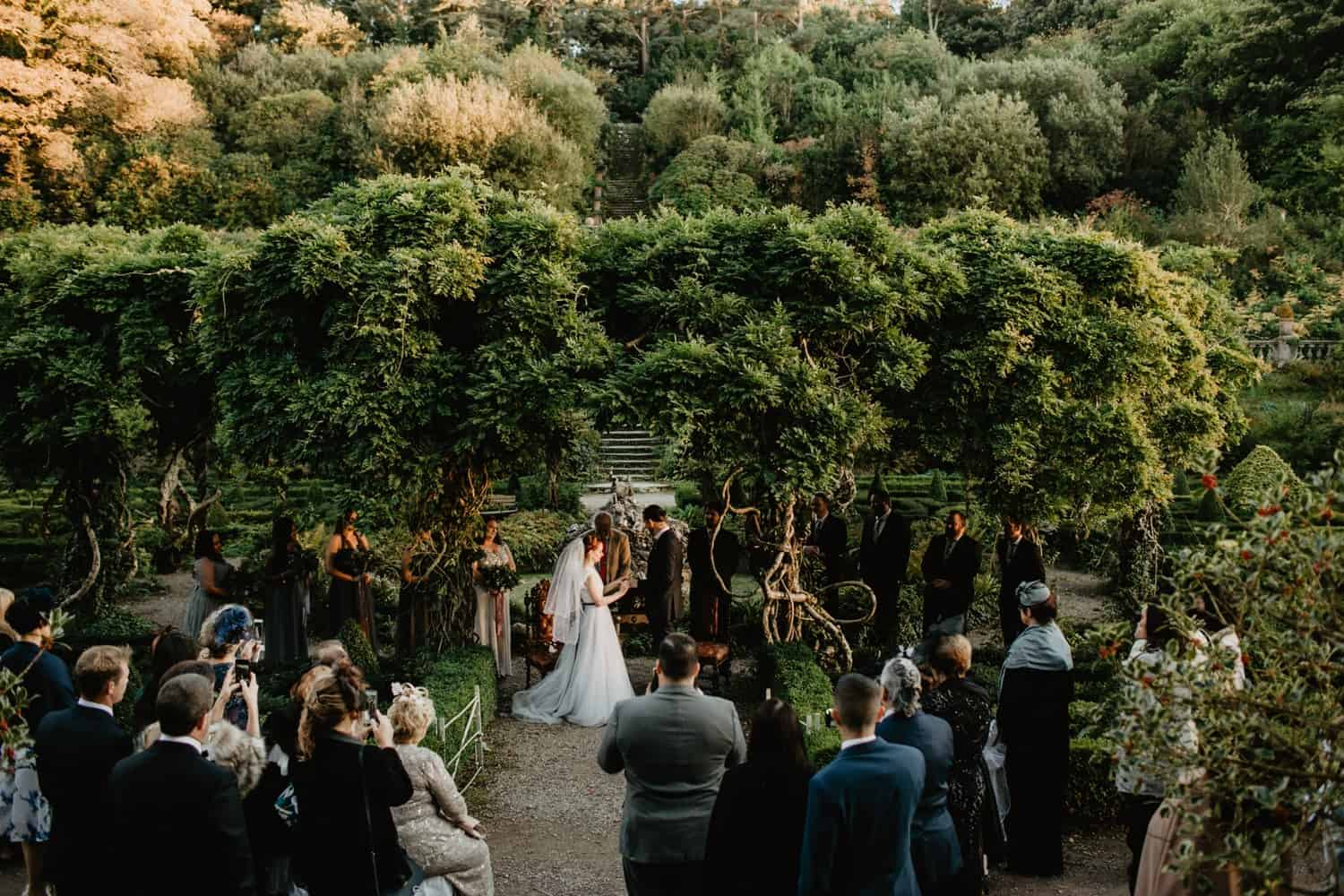Bantry House Wedding Ireland