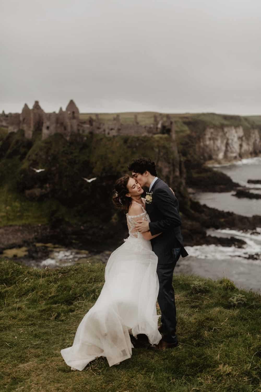 Elopement photographers Ireland