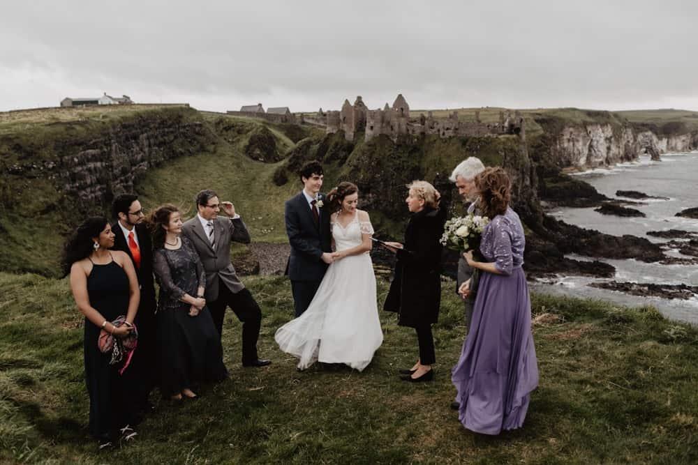 Elope to ireland Dunluce castle