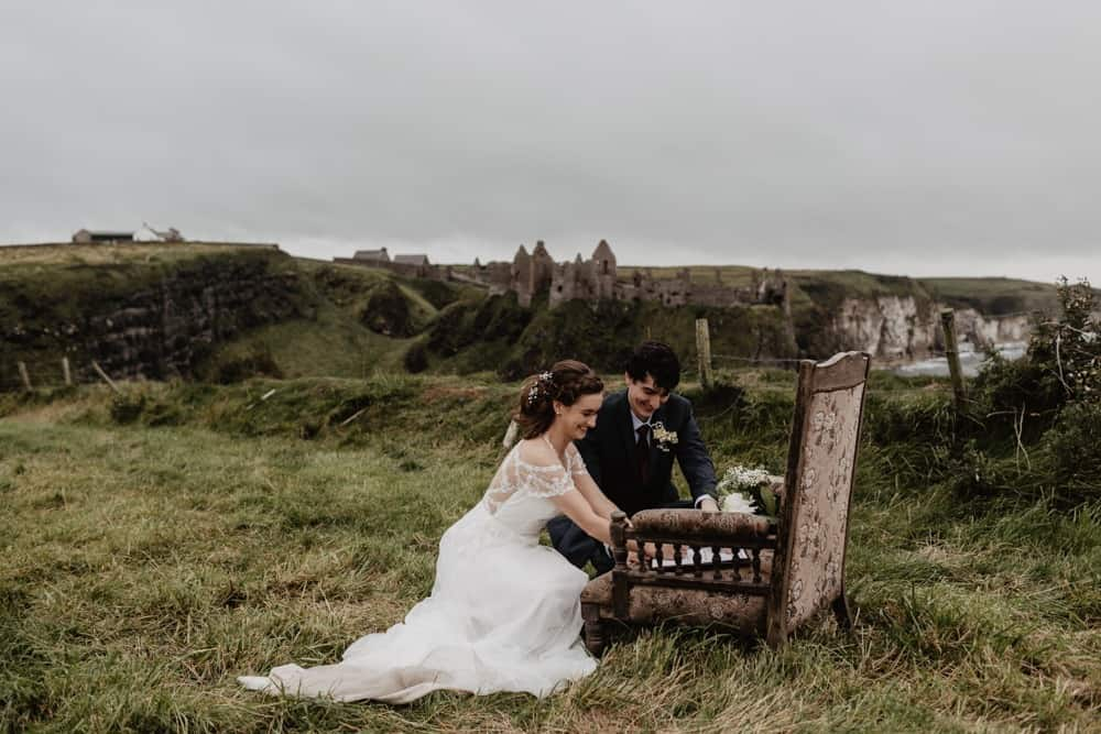 northern ireland wedding and elopement photographer