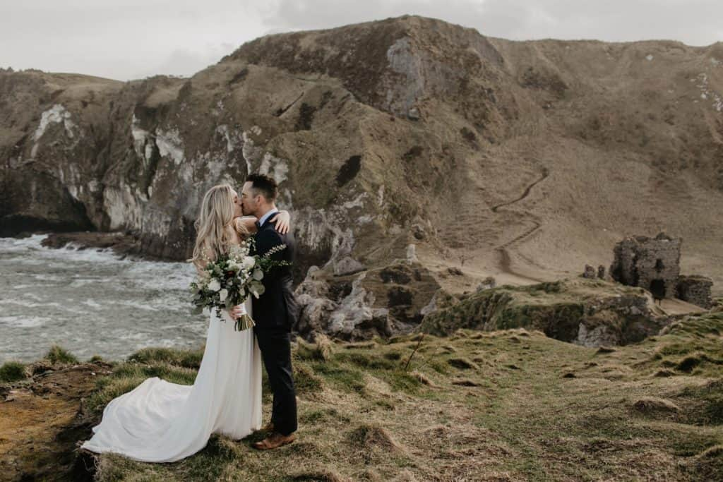 Ireland wedding florist