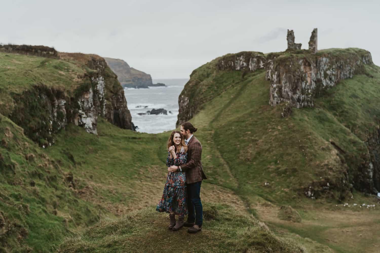 Northern Ireland Castles couples photographer