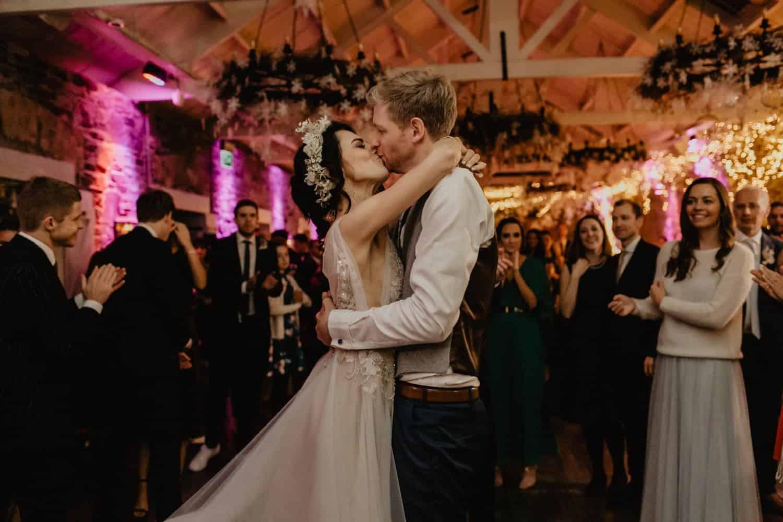 First Dance Ireland Wedding Photographer