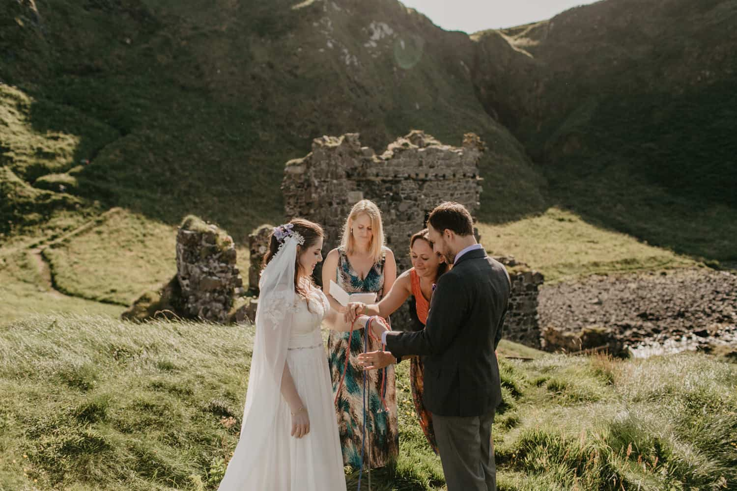 How to Include Family In Your Elopement