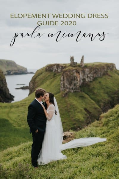 IRELAND ELOPEMENT DRESS