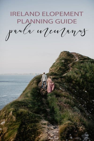 Ireland elopement planning guide 2020