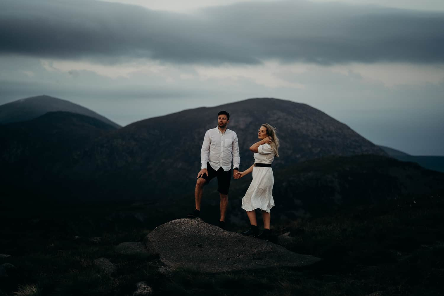 Mourne Mountain Elopement