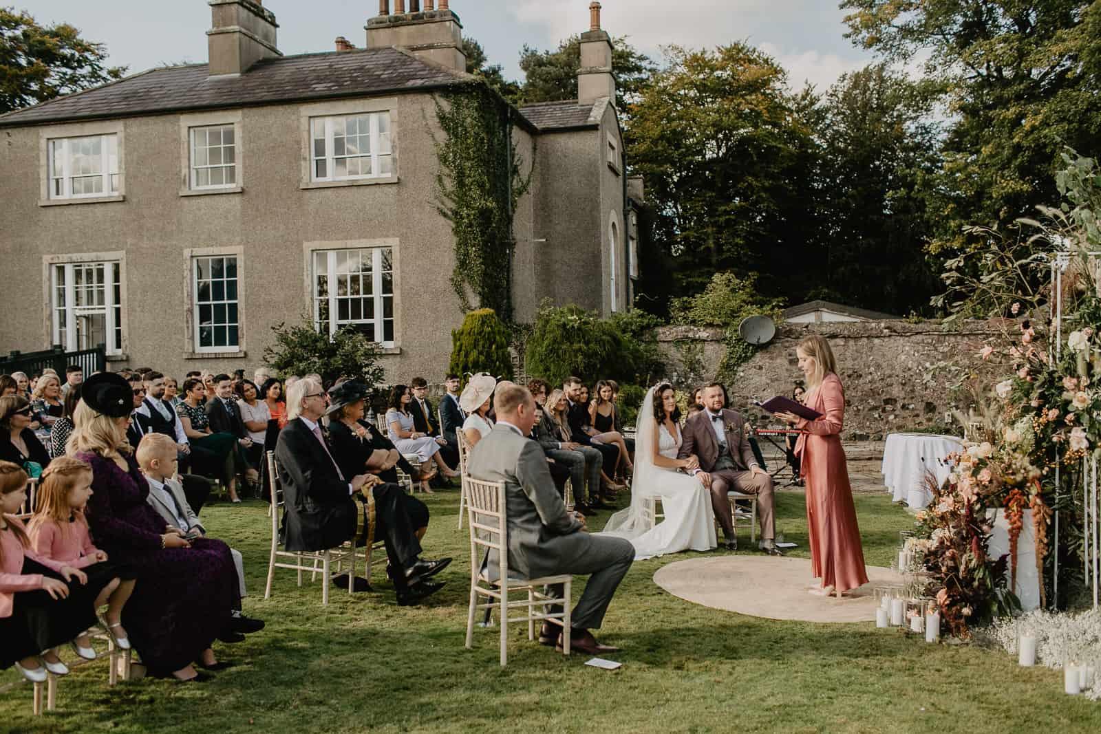 OUTDOOR WEDDING VENUES IRELAND