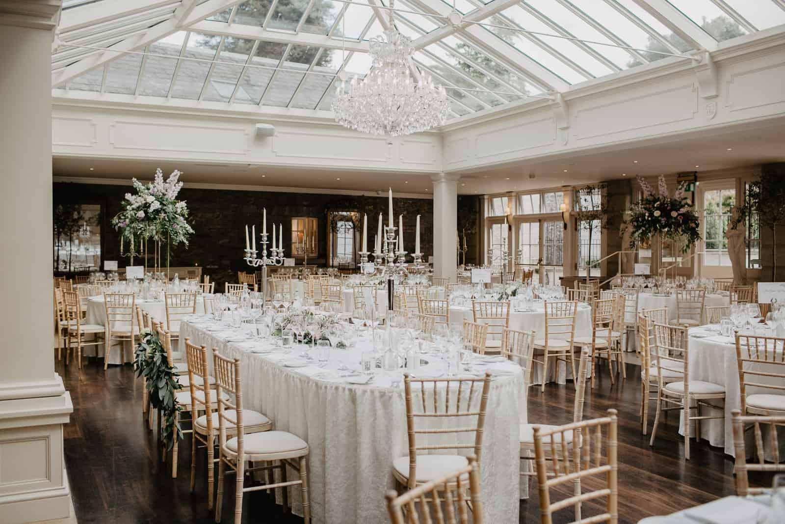 Wedding Table styling Ireland