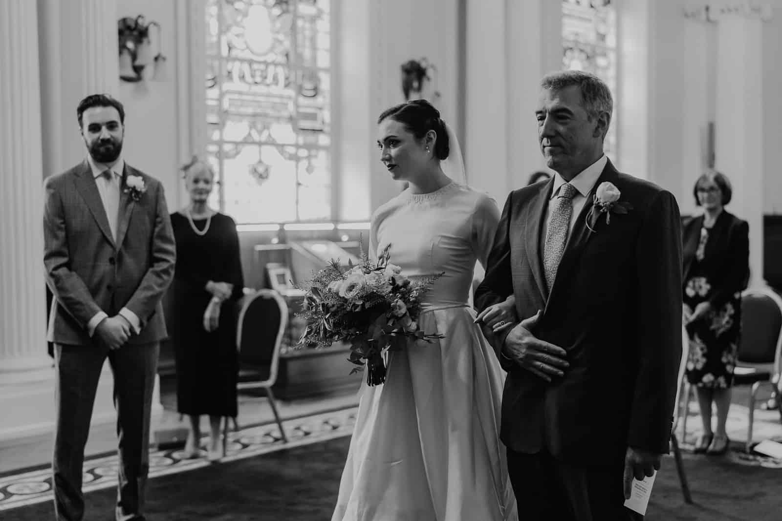 City Hall Belfast wedding