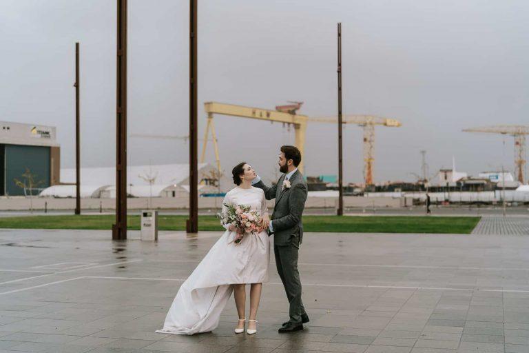 Belfast City Wedding Northern Ireland