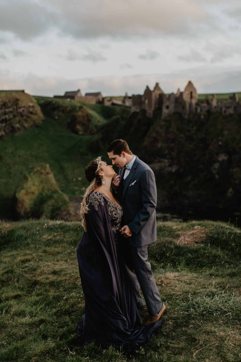 Dunluce Castle Elopement Packages 2021
